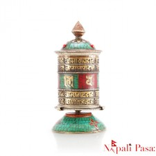 Mane (Table Top Prayer Wheel)