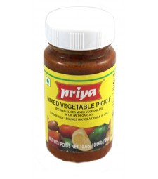 Priya mixed  vegetable pickle