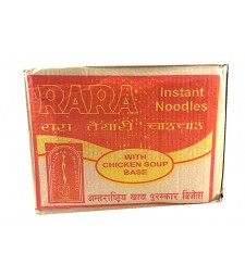 Rara Instant Noodles with Chicken